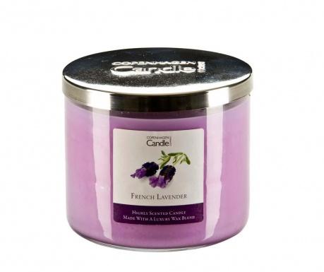 Vonná sviečka Warmth French Lavender M