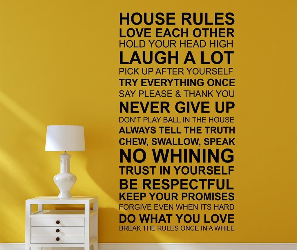 House Rules Matrica