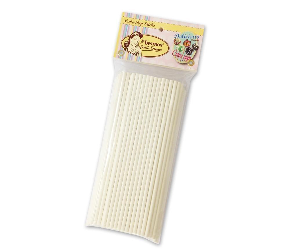 Wooden Sticks 100 db Nyalóka pálcika