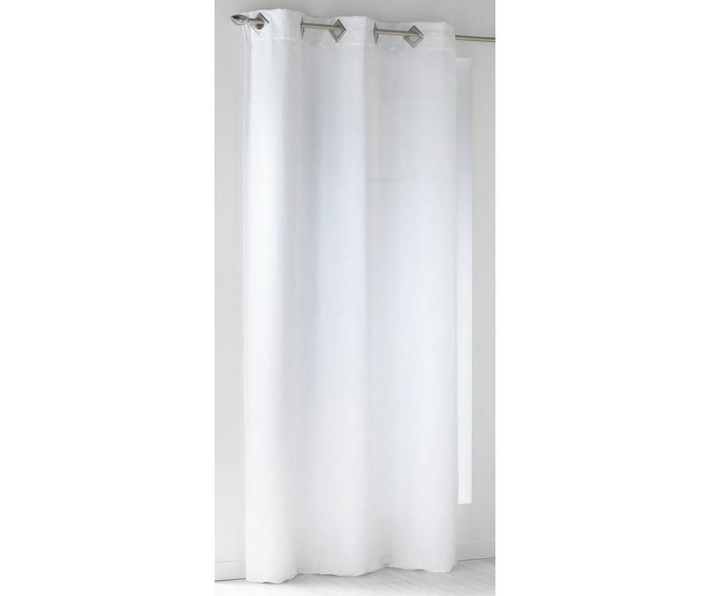 Zastor Suedine White 140x240 cm