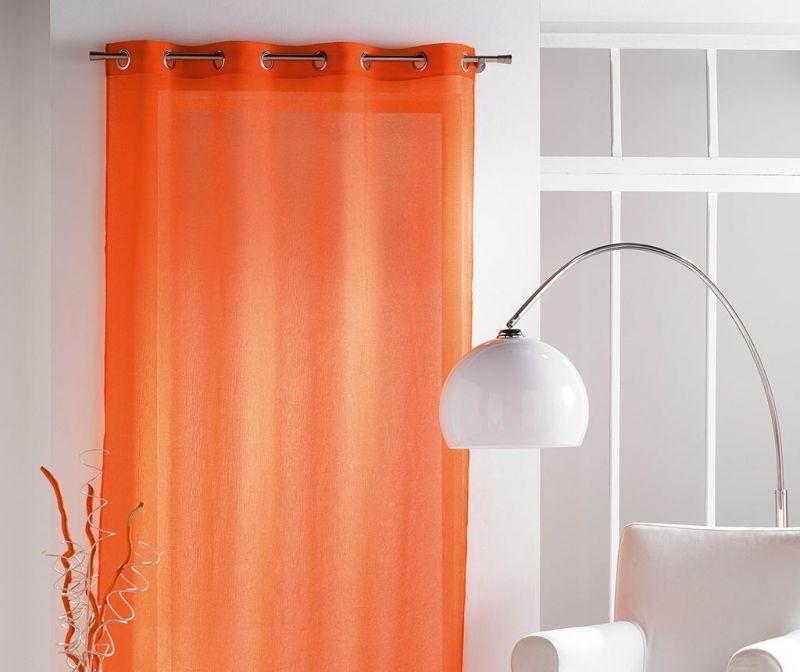 Paloma Orange Függöny 140x240 cm