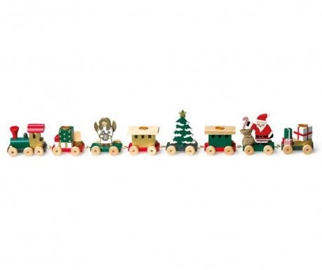 Świecznik Christmas Train