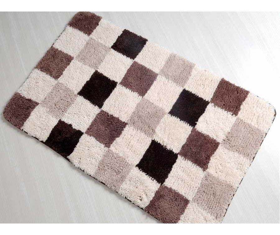 Tepih za kupaonicu Montana Brown 70x110 cm