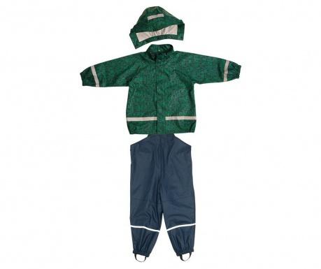 Dětská sada nepromokavá bunda a overal Bimo Marine