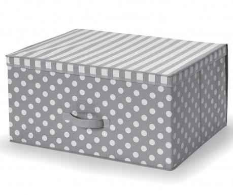 Skladovacia krabica s vekom Lines&Dots L