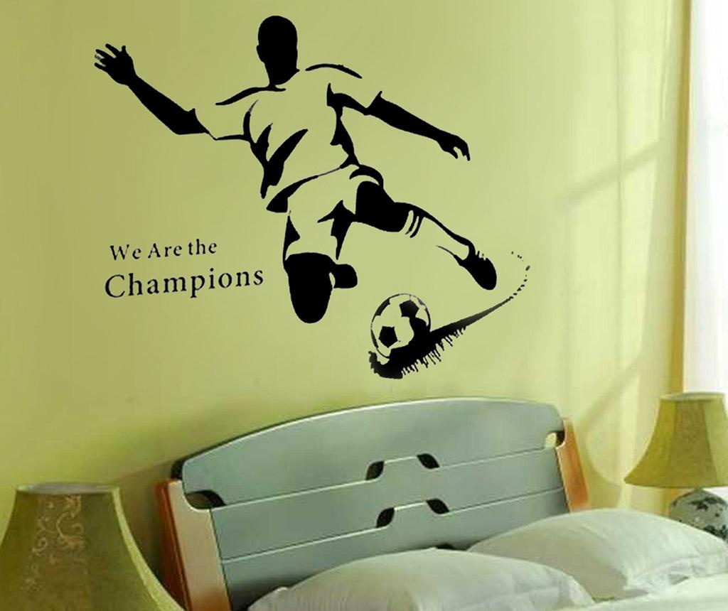 Sticker We Are the Champions