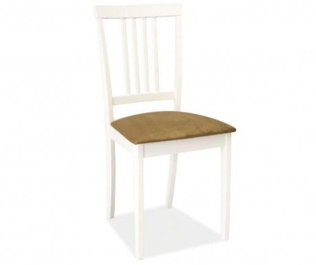 Krzesło Hector White