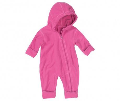 Otroški kombinezon Nova Cold Light Pink 8 mesecev