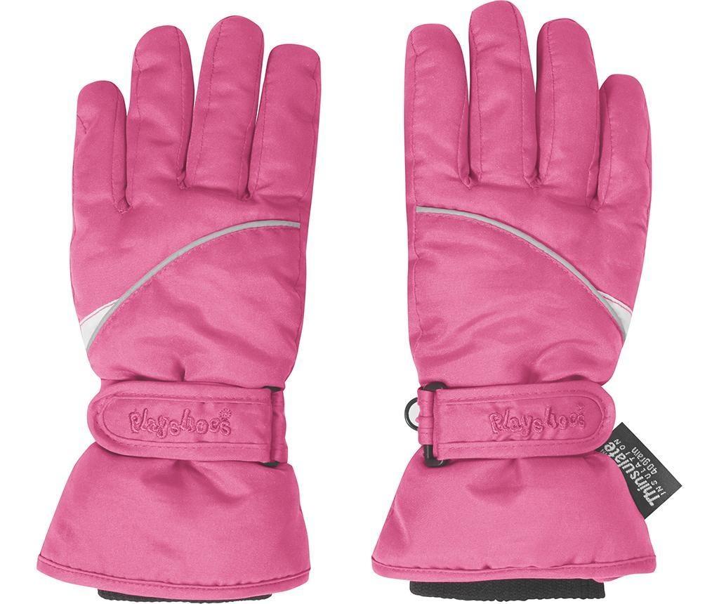 Dětské rukavice Five Fingers Pink 4-6 r.