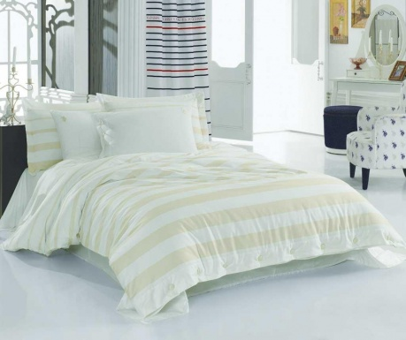 Lenjerie de pat Single Supreme Satin Meridian