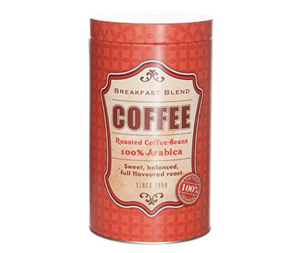 Doza za kavo Retro