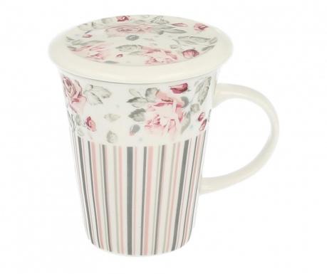 Чаша с капак и инфузор Rosita 250 мл