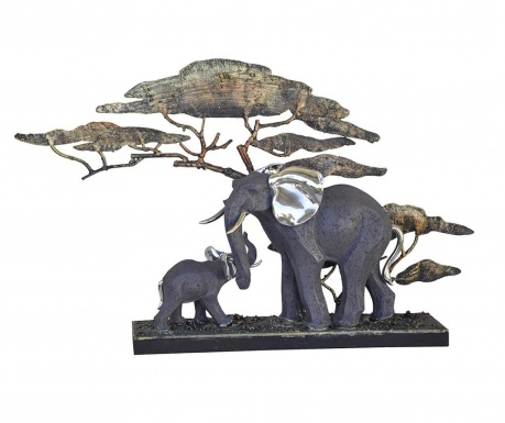 Dekoracija Elephant Family
