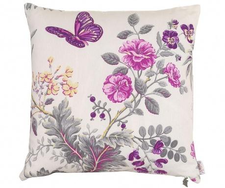 Purple Butterfly Párnahuzat 41x41 cm