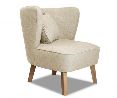 Fotel Percale Beige