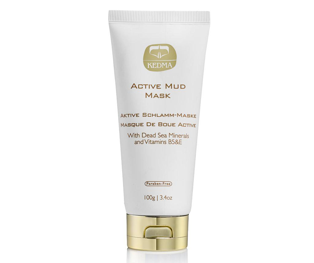 Masca de fata Kedma Active Mud 100 ml - Kedma