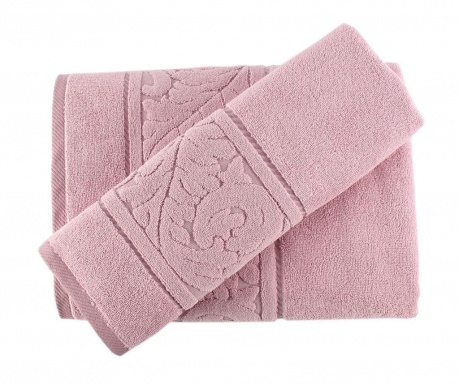 Sada 2 ručníků Sultan Rose