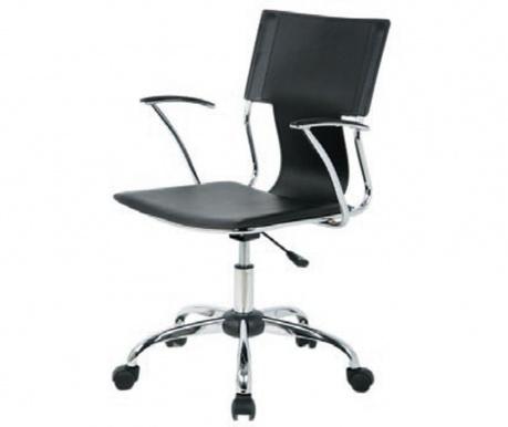 Kancelářská židle Aaliah Black