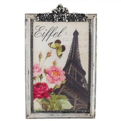 Картина Eiffel Butterfly 40x65 см