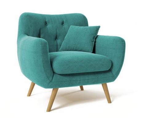 Fotel Lagos Turquoise