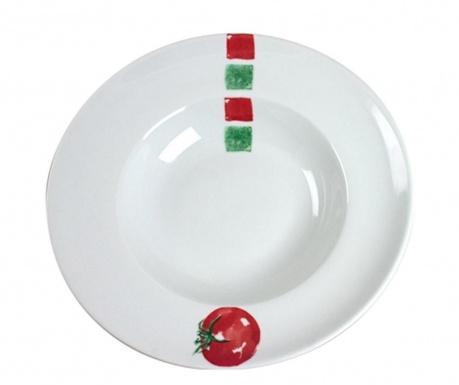 Tanjur za tjesteninu Tasty Tomato