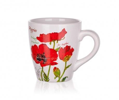 Cana Red Poppy 500 ml
