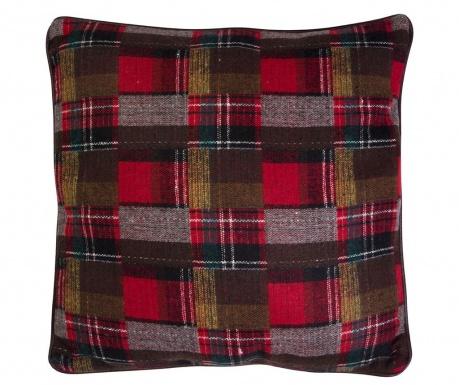 Декоративна възглавница Traditional Check 45x45 см