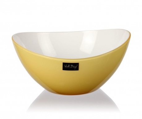 Μπολ Livio Pastel Yellow 400 ml