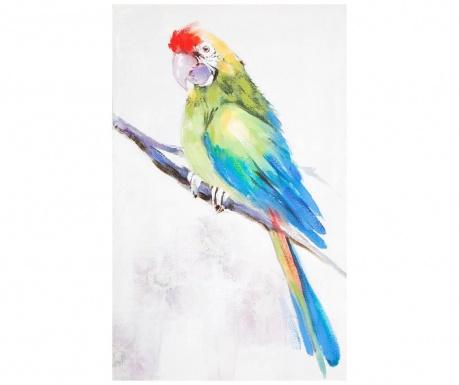 Tablou Parrot 50x80 cm
