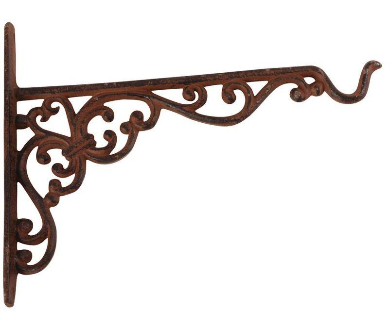 Zidni držač za posude za cvijeće Brown M