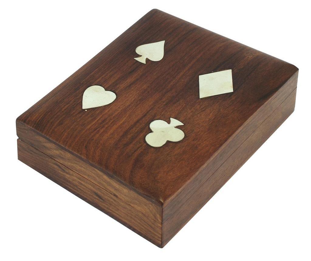 Škatla za igralne karte Card
