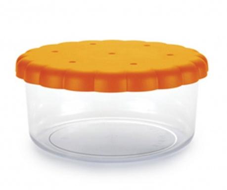Round Biscuits Keksztároló fedővel 1.8 L