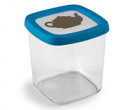 Съд за чай с капак Airtight 1 L