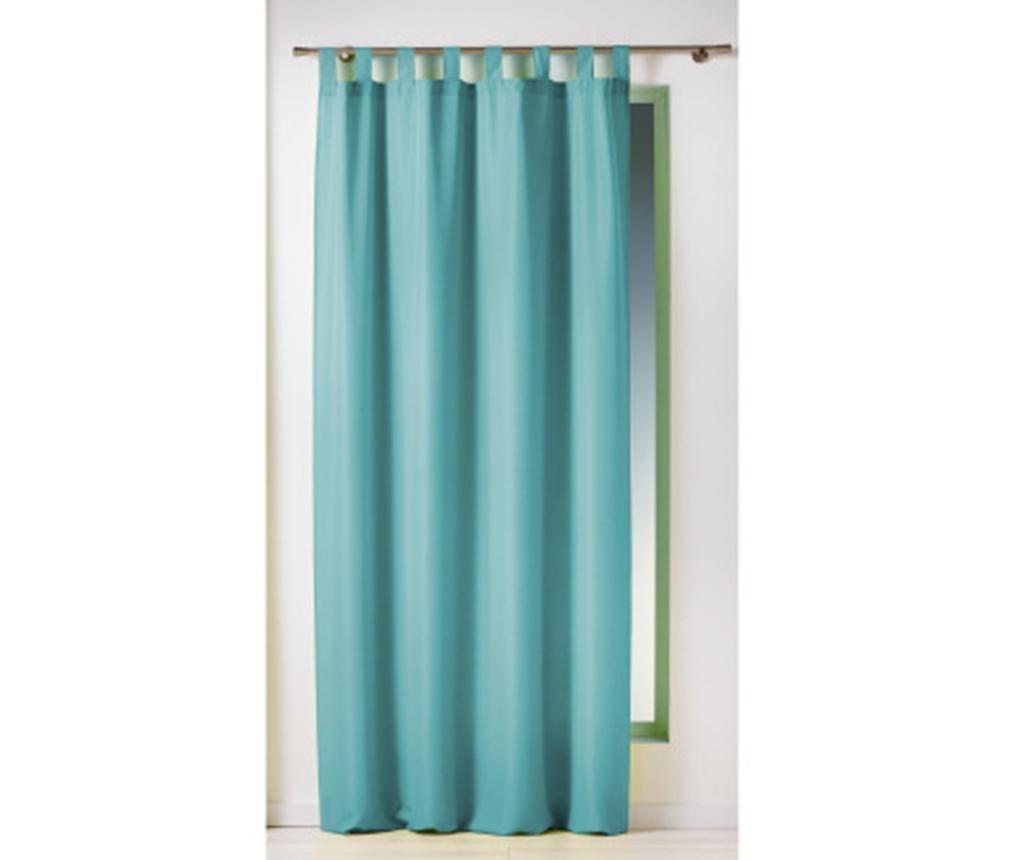 Essential Loop Turquoise Sötétítő 140x260 cm