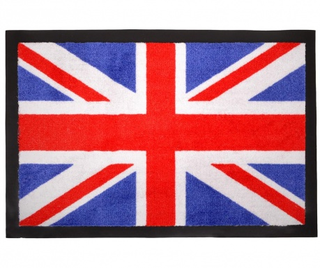 Covoras de intrare Design Union Jack 40x60 cm