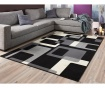 Килим Retro Black & Cream 80x200 см