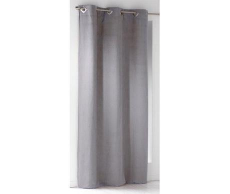 Zastor Suedine Light Grey 140x240 cm