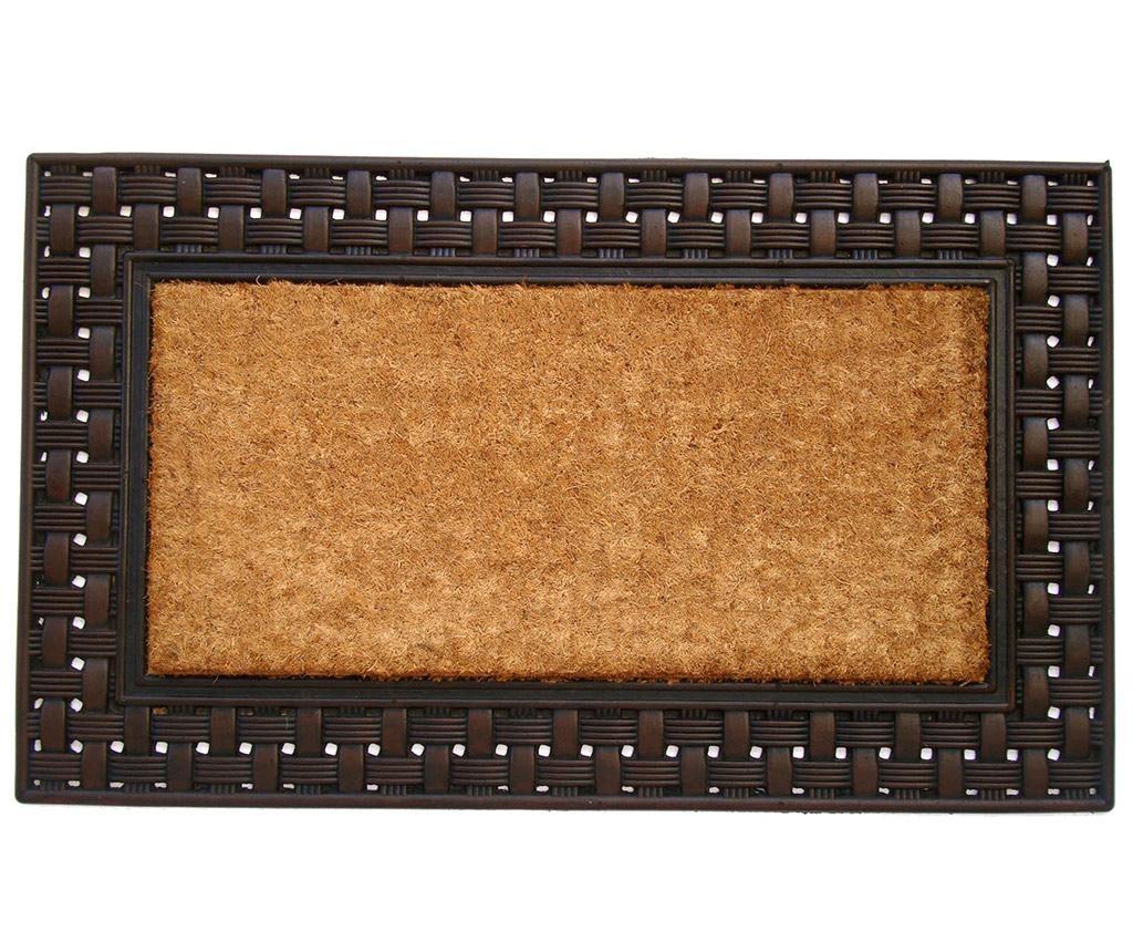 Covoras de intrare Garett Brown 45x75 cm