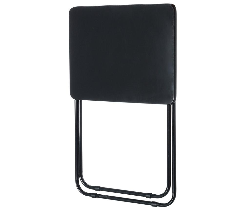 Zložljiva miza Thom Black
