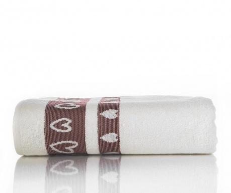 Ręcznik kąpielowy Sonny White 70x140 cm