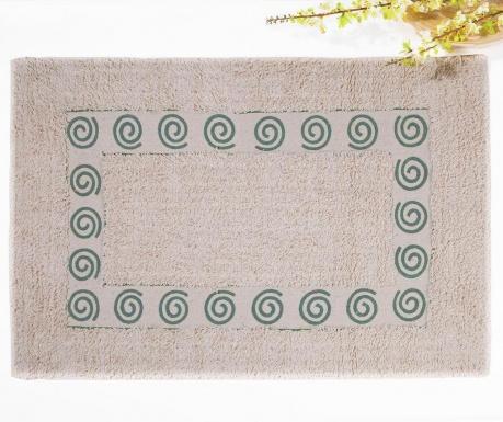 Dywanik łazienkowy Hanna Dark Green 40x60 cm