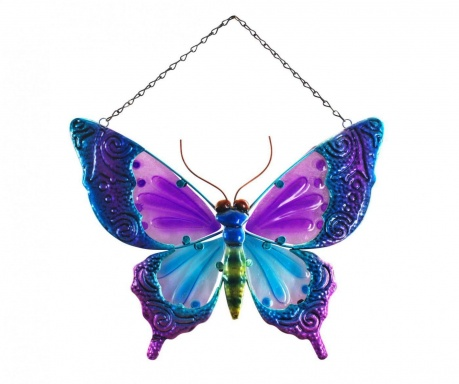 Decoratiune de perete King Butterfly