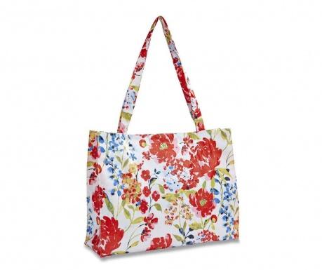Wodoodporna torba na zakupy Flower Life L