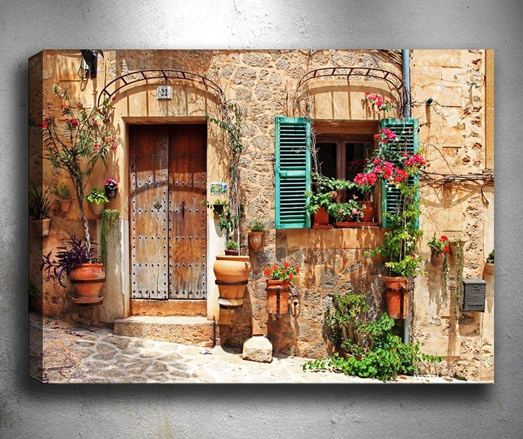 Facade Kép 50x70 cm