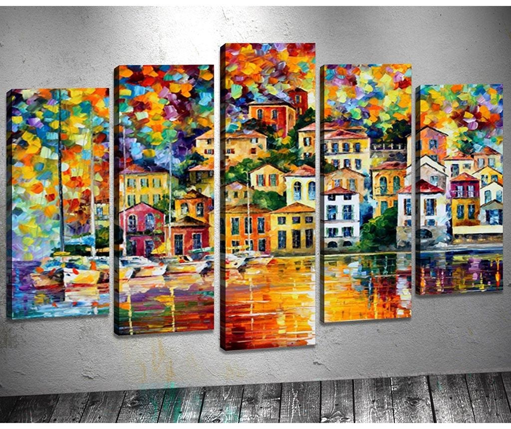 Set 5 slik Bright Houses