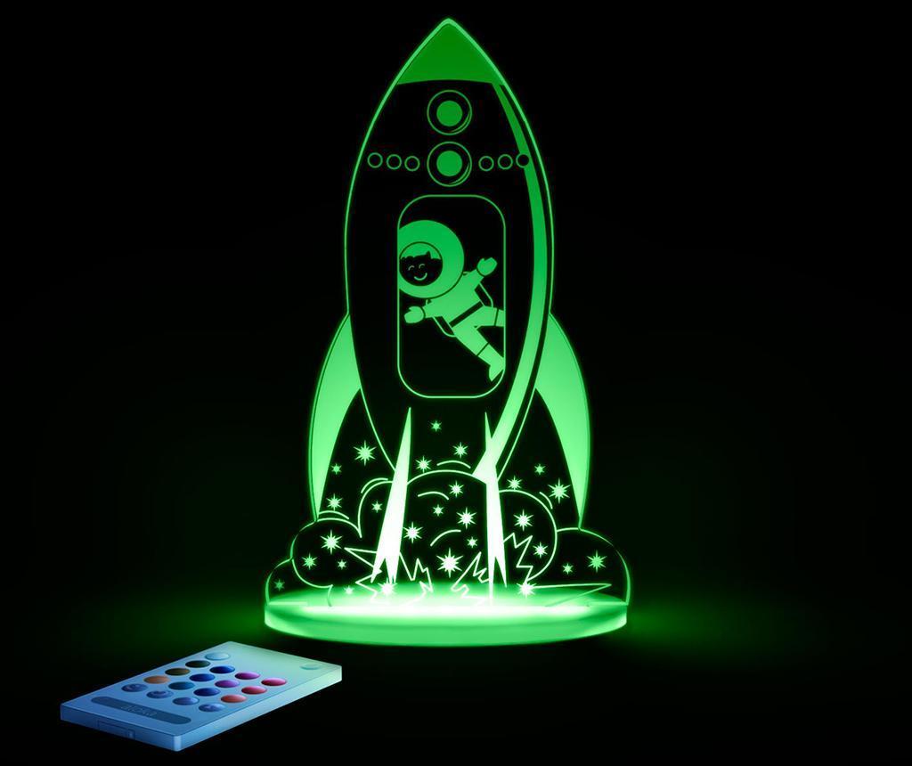 Lampa de veghe Rocket - Aloka, Multicolor