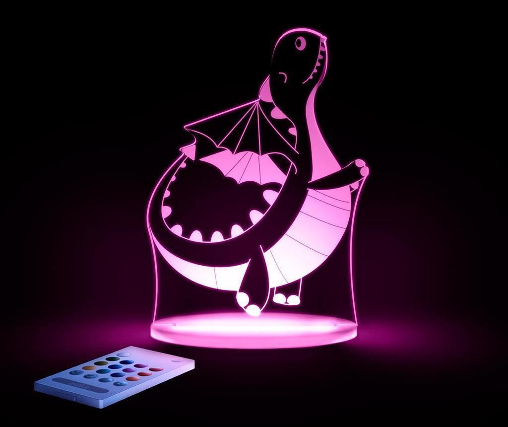 Lampa de veghe Dragon - Aloka, Alb