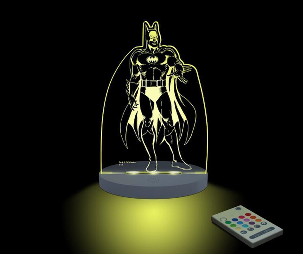 Lampa de veghe Batman - FunLights, Alb