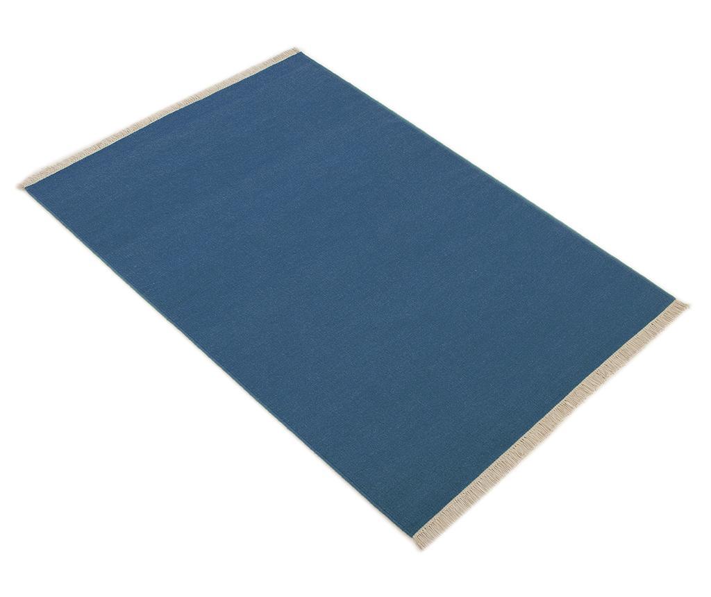 Covor Ubique Denim 170x240 cm - Viva, Albastru de la Viva