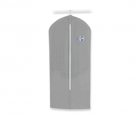 Husa pentru haine Grey 60x136 cm